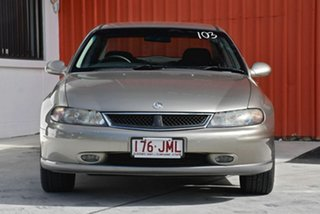 2002 Holden Calais VX II Gold 4 Speed Automatic Sedan.