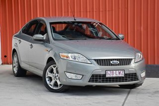 2009 Ford Mondeo MB Zetec Tdci Grey 6 Speed Sports Automatic Hatchback.