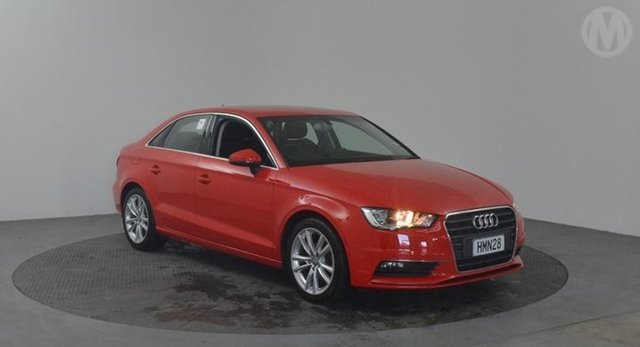 Used Audi A3  , 2014 Audi A3 Red Automatic Sedan