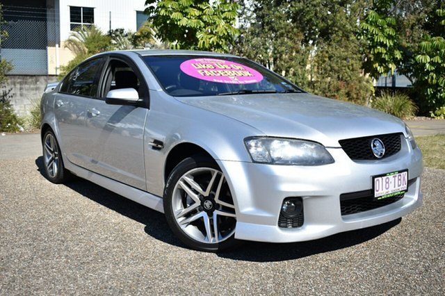 Used Holden Commodore VE II SV6, 2010 Holden Commodore VE II SV6 Silver 6 Speed Sports Automatic Sedan