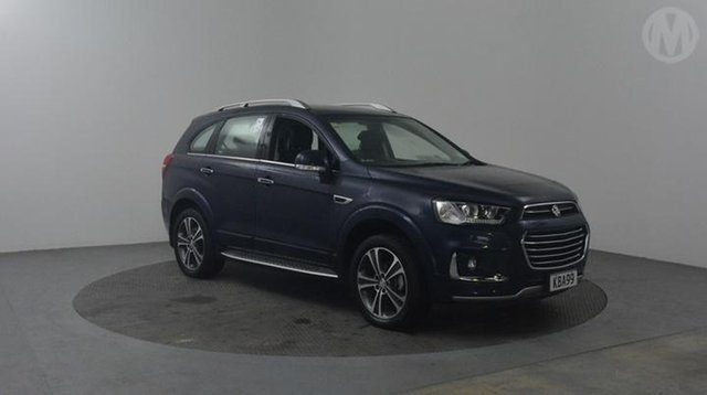 Used Holden Captiva  , 2016 Holden Captiva LTZ AWD Blue 6 Speed Sports Automatic Wagon