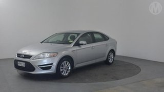 2014 Ford Mondeo LX Silver Automatic Hatchback.