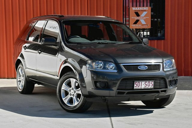 Used Ford Territory SY Mkii TX, 2010 Ford Territory SY Mkii TX Grey 4 Speed Sports Automatic Wagon
