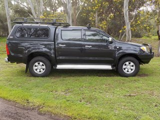 2005 Toyota Hilux GGN25R MY05 SR5 5 Speed Automatic Utility.