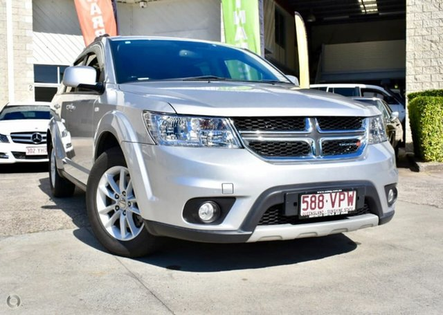 Used Dodge Journey JC MY14 SXT, 2013 Dodge Journey JC MY14 SXT Silver 6 Speed Automatic Wagon