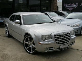2009 Chrysler 300C LE MY08 5.7 Hemi V8 Silver Mist 5 Speed Automatic Sedan.