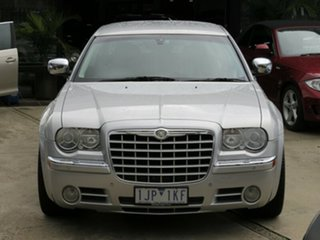 2009 Chrysler 300C LE MY08 5.7 Hemi V8 Silver Mist 5 Speed Automatic Sedan