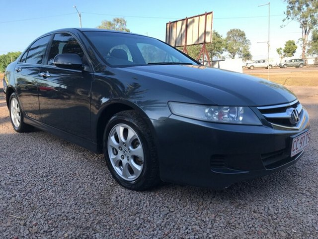Used Honda Accord Euro CL MY2006 , 2006 Honda Accord Euro CL MY2006 Grey 6 Speed Manual Sedan