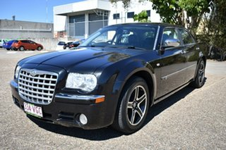 2009 Chrysler 300C MY2009 Black 5 Speed Sports Automatic Sedan.