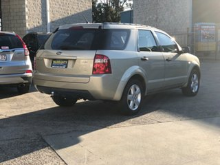 2005 Ford Territory SX TS AWD Gold 4 Speed Sports Automatic Wagon.