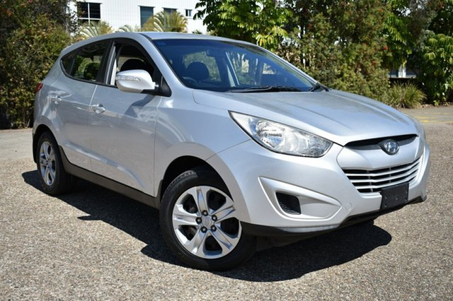 Used Hyundai ix35 LM Active, 2010 Hyundai ix35 LM Active Silver 6 Speed Sports Automatic Wagon