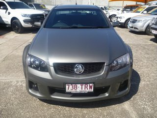 2011 Holden Commodore VE II SV6 Thunder Grey 6 Speed Automatic Utility