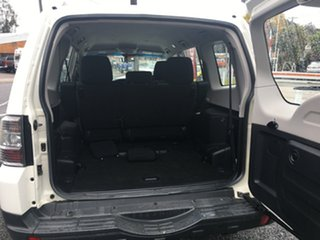 2007 Mitsubishi Pajero GLX Diesel 7 seater 4x4 White 5 Speed Sports Automatic Wagon