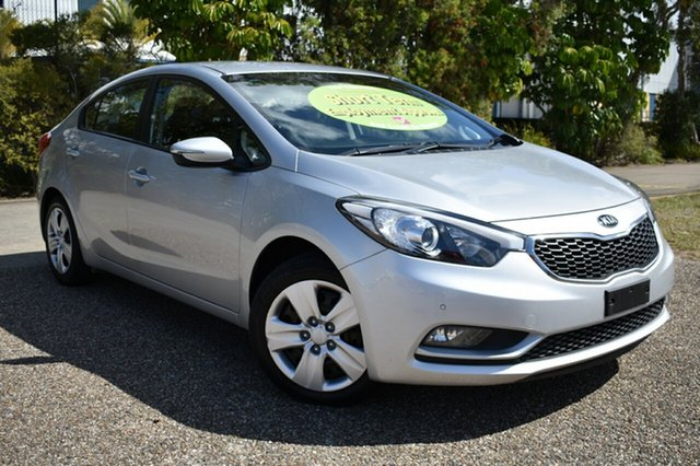 Used Kia Cerato YD MY15 S, 2014 Kia Cerato YD MY15 S Silver 6 Speed Sports Automatic Sedan