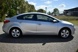 2014 Kia Cerato YD MY15 S Silver 6 Speed Sports Automatic Sedan