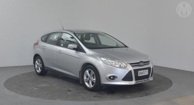 Used Ford Focus  , 2012 Ford Focus Trend Silver Automatic Hatchback