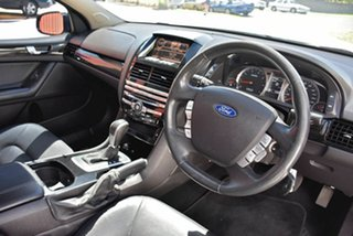 2010 Ford Falcon FG G6E Turbo Grey 6 Speed Sports Automatic Sedan