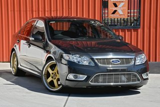 2010 Ford Falcon FG G6E Turbo Grey 6 Speed Sports Automatic Sedan.