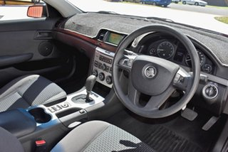 2010 Holden Commodore VE MY10 Omega Red 6 Speed Sports Automatic Sedan