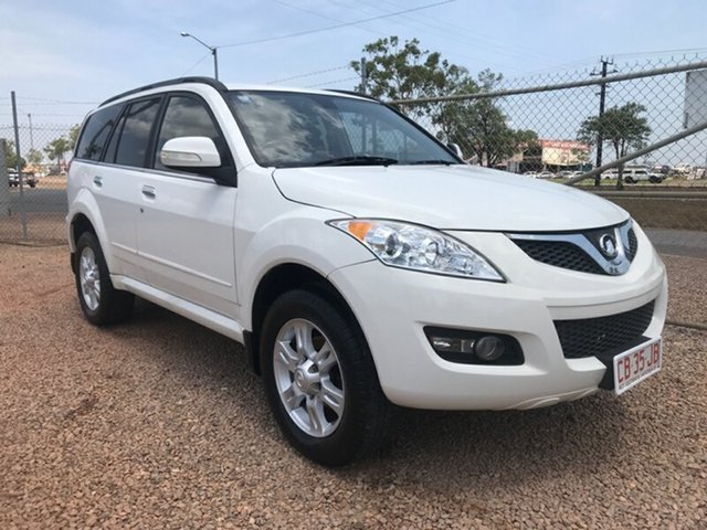 Used Great Wall X200 K2 MY12 , 2012 Great Wall X200 K2 MY12 White 6 Speed Manual Wagon