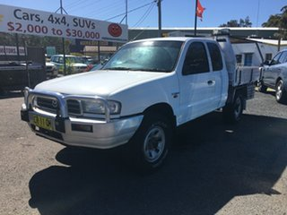 2000 Mazda Bravo diesel tray bac 4x4 White 5 Speed Manual Kingcab.