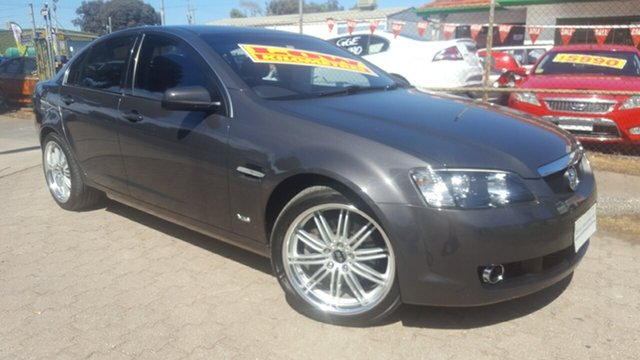 Used Holden Calais VE MY08.5 , 2008 Holden Calais VE MY08.5 Grey 6 Speed Sports Automatic Sedan