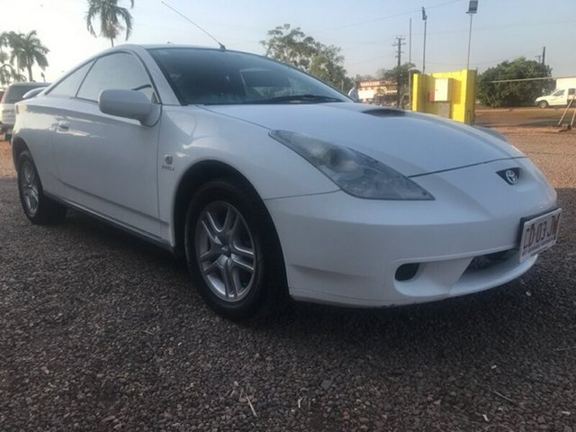 Used Toyota Celica ZZT231R SX, 1999 Toyota Celica ZZT231R SX White 6 Speed Manual Liftback