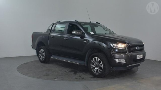 Used Ford Ranger  , 2015 Ford Ranger Wildtrak Black 6 Speed Automatic Utility