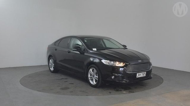 Used Ford Mondeo  , 2015 Ford Mondeo Ambiente Black Automatic Hatchback