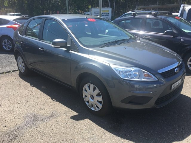 Used Ford Focus  , 2010 Ford Focus Grey 4 Speed Automatic Hatchback