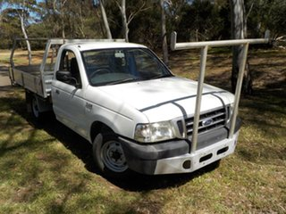 2005 Ford Courier PH GL 4x2 5 Speed Manual Cab Chassis.