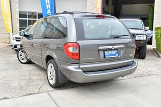 2004 Chrysler Grand Voyager RG 4th Gen MY05 Limited Grey 4 Speed Automatic Wagon