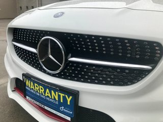 2016 Mercedes-Benz CLA250 C117 806MY Sport DCT 4MATIC White 7 Speed Sports Automatic Dual Clutch