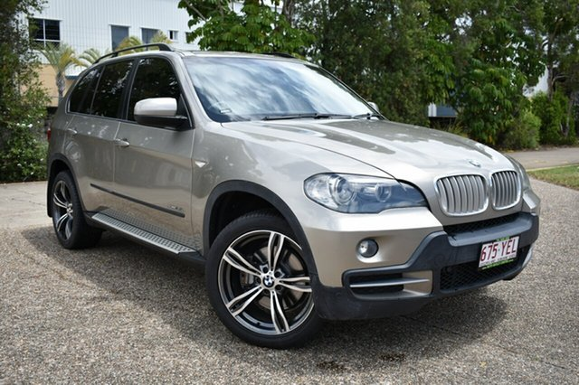 Used BMW X5 E70 MY10 xDrive35d Steptronic, 2009 BMW X5 E70 MY10 xDrive35d Steptronic Bronze 6 Speed Sports Automatic Wagon