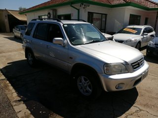 1999 Honda CR-V Sport 4WD Silver 5 Speed Manual Wagon.