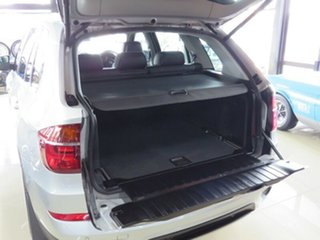 2012 BMW X5 E70 MY12 Upgrade xDrive 30D Titan Silver 8 Speed Automatic Sequential Wagon