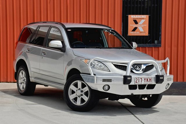 Used Great Wall X240 CC6461KY , 2011 Great Wall X240 CC6461KY Silver 5 Speed Manual Wagon