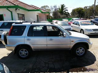 1999 Honda CR-V Sport 4WD Silver 5 Speed Manual Wagon