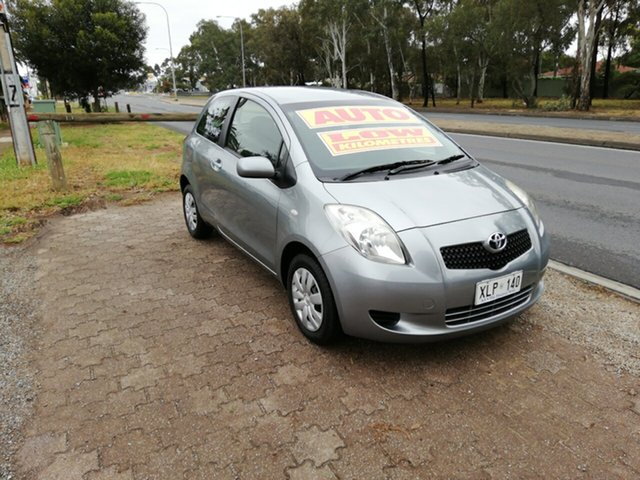 Used Toyota Yaris NCP90R YR, 2006 Toyota Yaris NCP90R YR Grey 4 Speed Automatic Hatchback