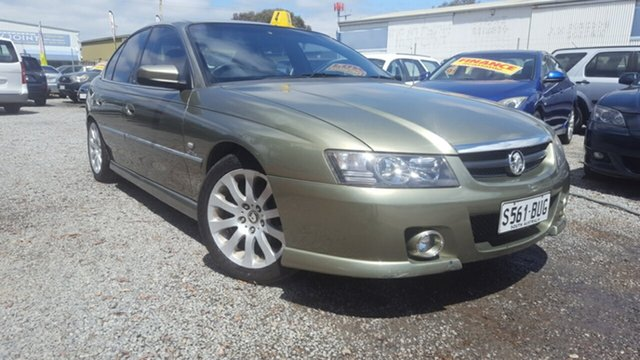 Used Holden Calais VZ , 2004 Holden Calais VZ Gold 5 Speed Sports Automatic Sedan