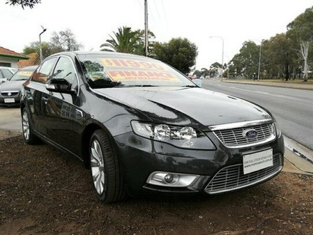 Used Ford Falcon FG G6E, 2009 Ford Falcon FG G6E Grey 6 Speed Sports Automatic Sedan