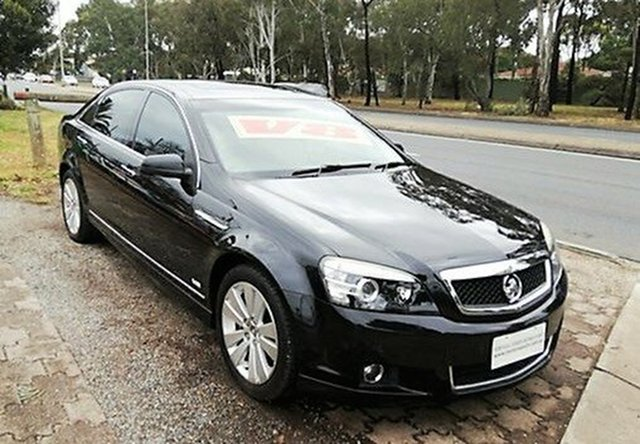 Used Holden Caprice WM , 2007 Holden Caprice WM Black 6 Speed Sports Automatic Sedan