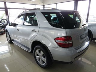 2008 Mercedes-Benz ML280 CDI W164 08 Upgrade 4x4 Sterling Silver 7 Speed Automatic G-Tronic Wagon