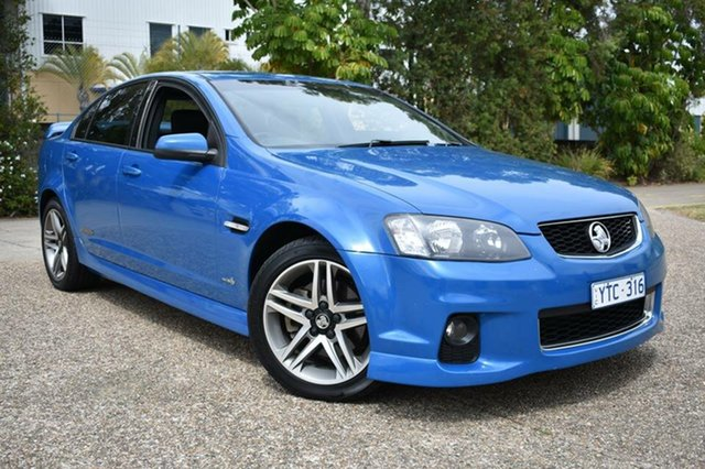 Used Holden Commodore VE II MY12 SS, 2011 Holden Commodore VE II MY12 SS Blue 6 Speed Sports Automatic Sedan