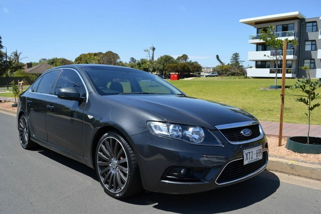Used Ford Falcon FG G6, 2008 Ford Falcon FG G6 Grey 5 Speed Sports Automatic Sedan