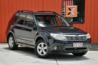 2009 Subaru Forester S3 MY09 X AWD Limited Edition Grey 4 Speed Automatic Wagon.