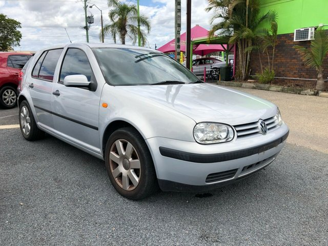 Used Volkswagen Golf 4th Gen Impulse GL, 1999 Volkswagen Golf 4th Gen Impulse GL Silver 5 Speed Manual Hatchback