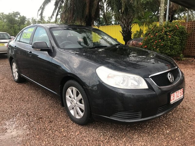 Used Holden Epica EP MY09 CDX, 2009 Holden Epica EP MY09 CDX Black 6 Speed Sports Automatic Sedan