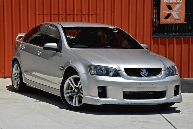Used Holden Commodore VE SS, 2006 Holden Commodore VE SS Silver 6 Speed Manual Sedan