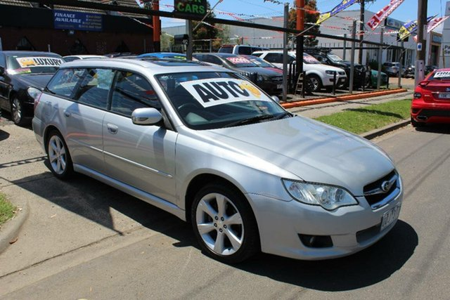 Used Subaru Liberty MY08 2.5I Premium, 2007 Subaru Liberty MY08 2.5I Premium Silver 4 Speed Auto Elec Sportshift Wagon